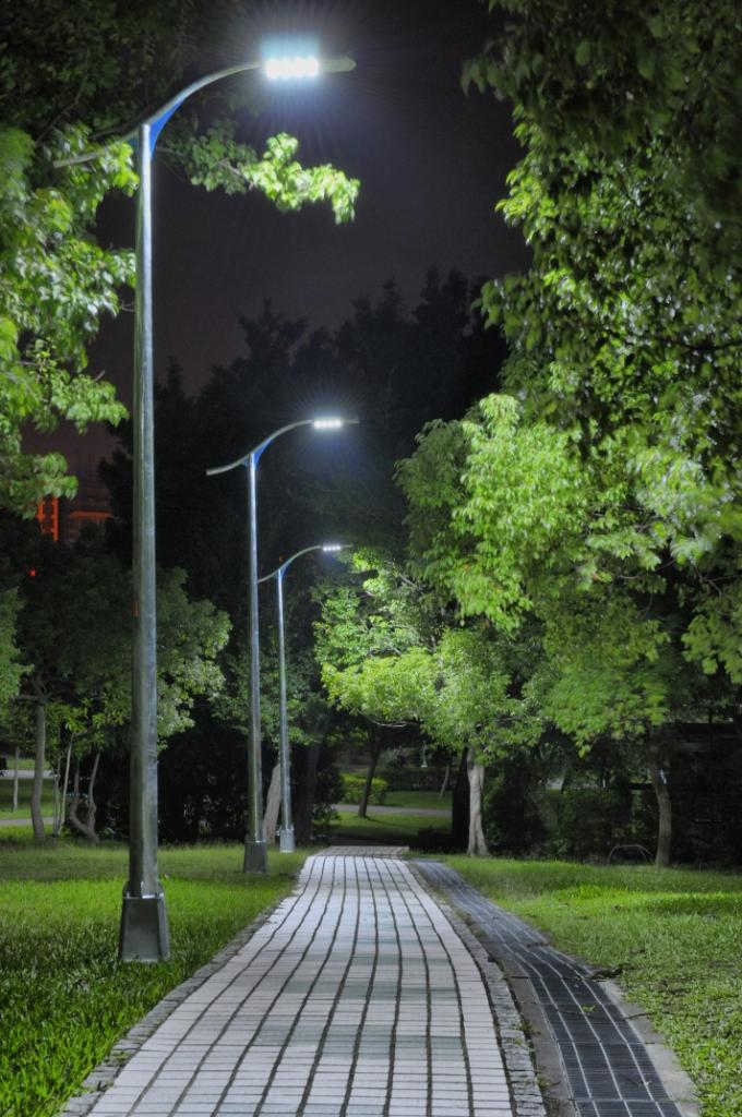 Park Pedestrian Litetronix Optotek Corp